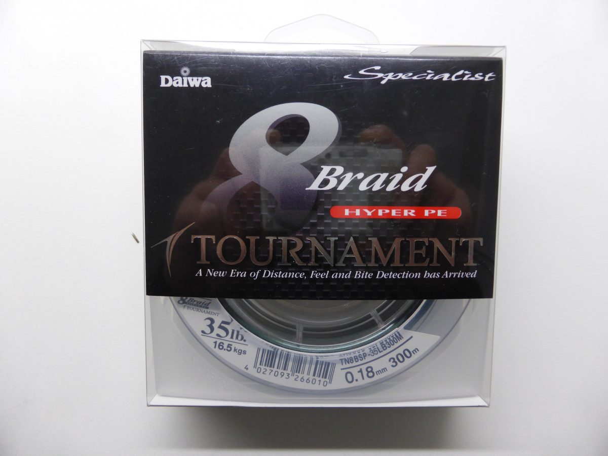 Daiwa Tournament 8 Braid