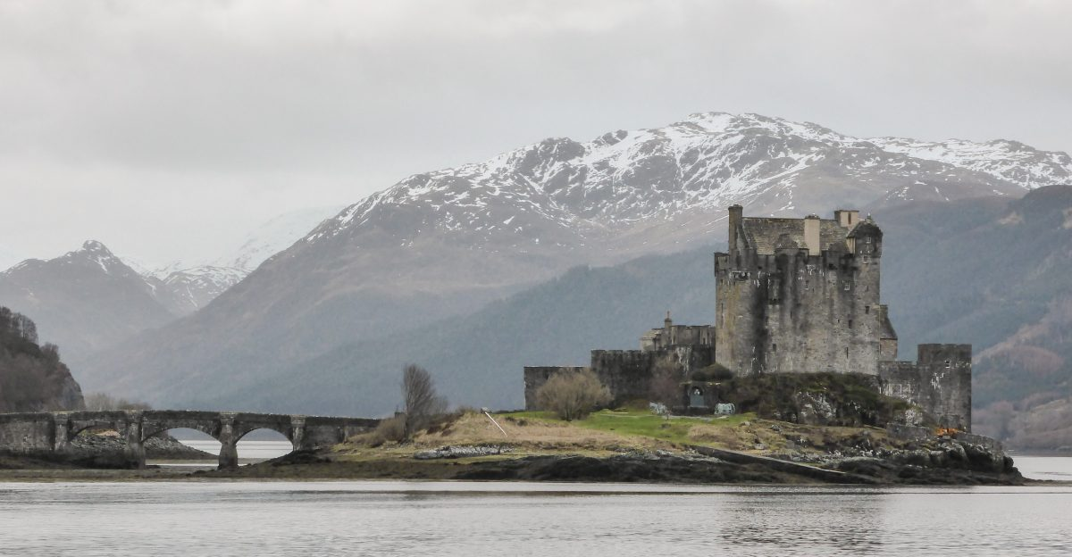Kyle of Lochalsh (Schotland)