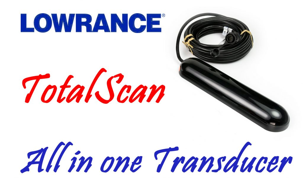 Lowrance-TotalScan-Transducer