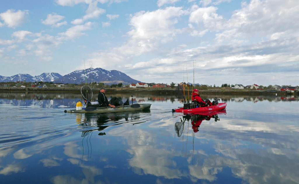 Vega-Norway-Kayak-fishing
