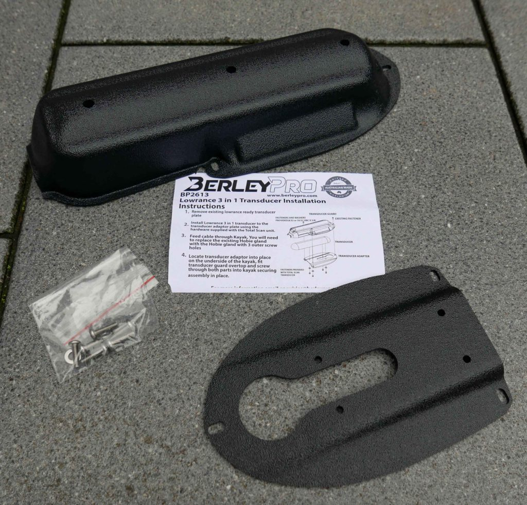 Berley-Pro-Lowrance-Active-Imaging-Transducer