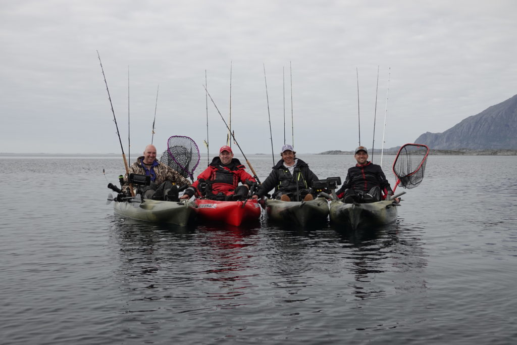 kayak-fishing-norway