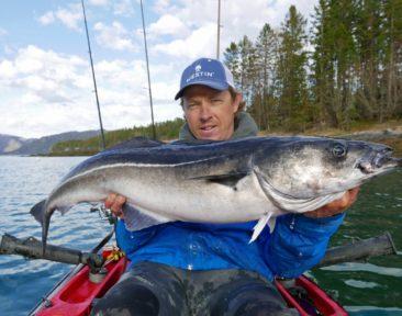 Coalfish-kayak