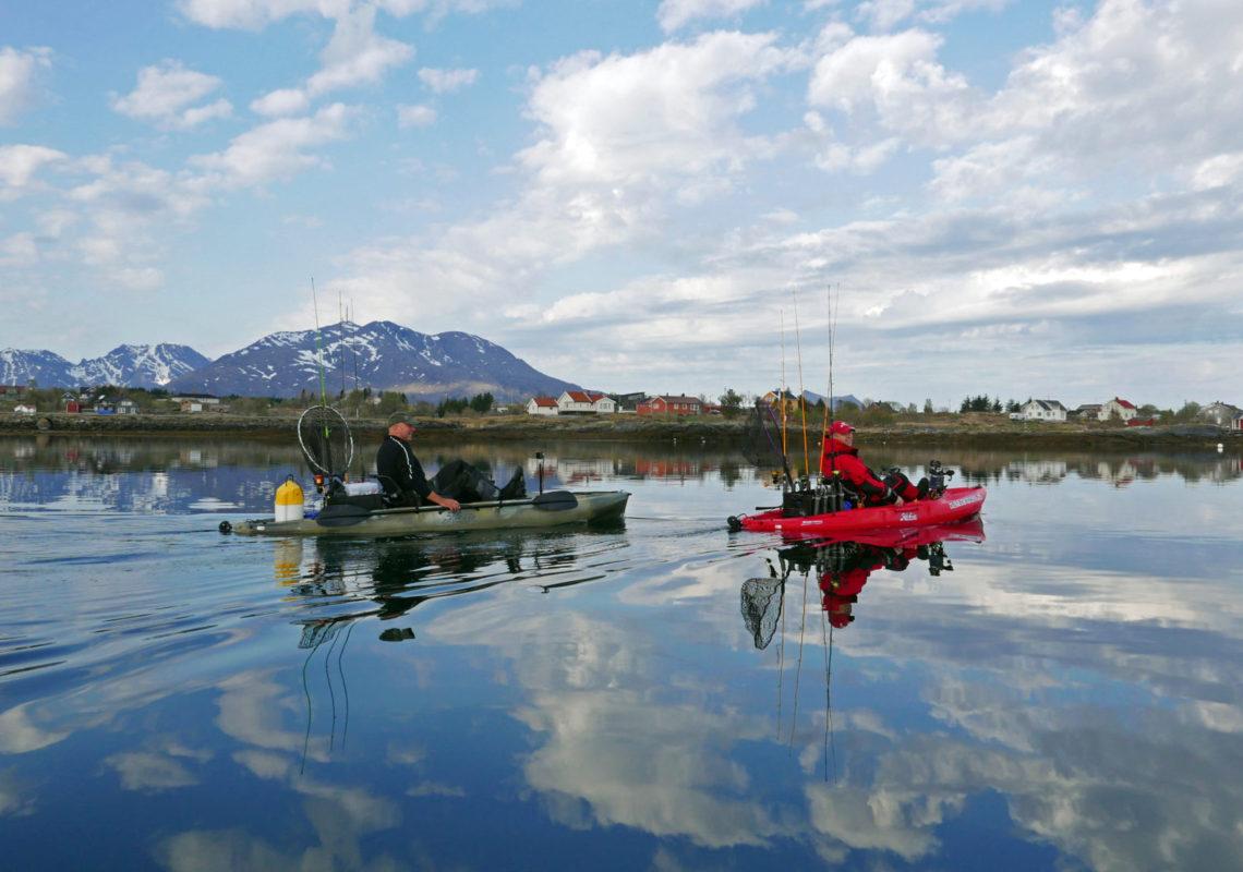 Vega-Norway-Kayak-fishing