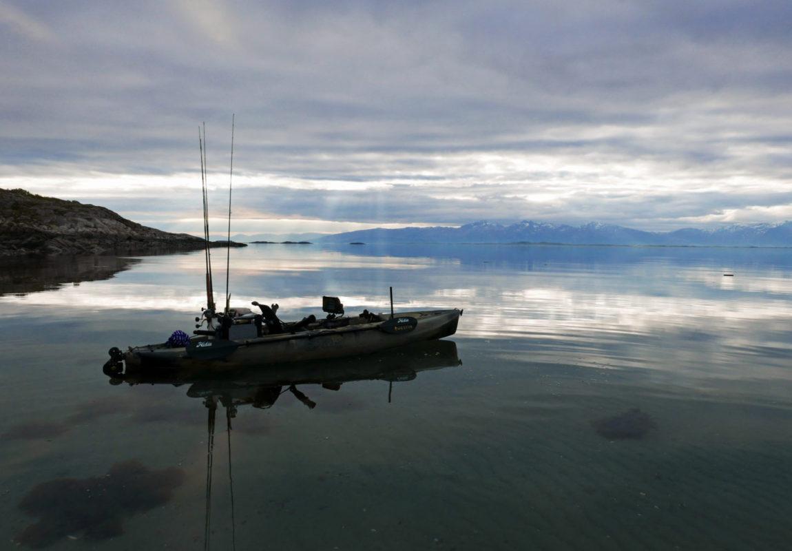 kayak-fishing-norway