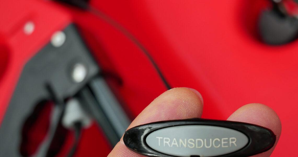 Transducer-koord-kayak